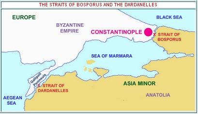 DardanellesBosporus