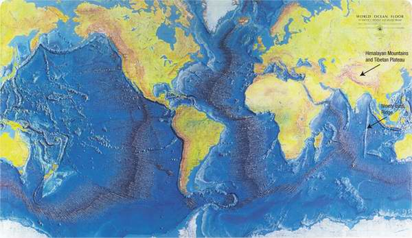 Does Recently (2012) Declassified Data Falsify Plate Tectonics?
