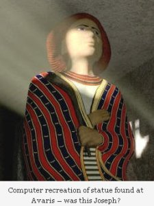 JosephStatueRedhair