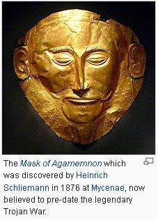 MaskAgamemnon