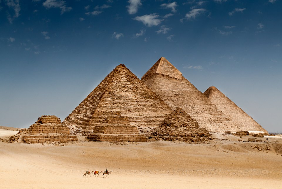 Did Slaves Build the Pyramids? Part I: The Bible