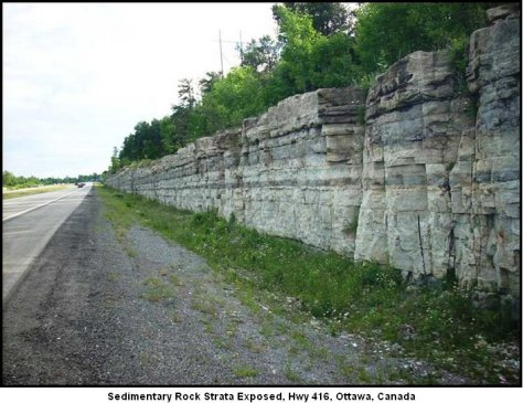 sedimentary-strata