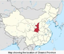 ShaanXi-West-of-Shan