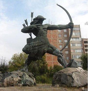 The History of Hayk, Abgar & the Early Armenians