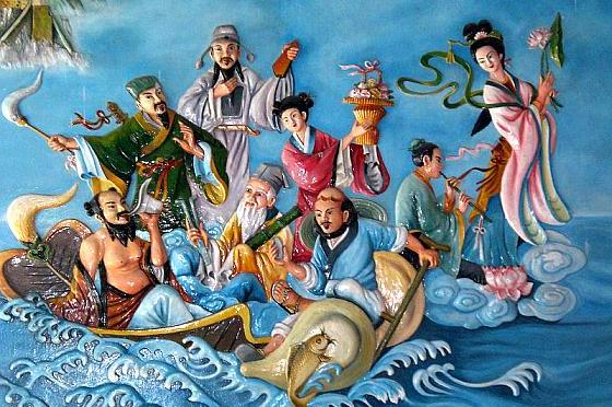 Fuxi Nüwa & Chinese Mythology Clarified by Miao Legend Confirms Noah's Flood History!