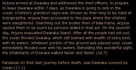 DwarkaSinking
