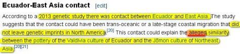 Eduador-East Asia
