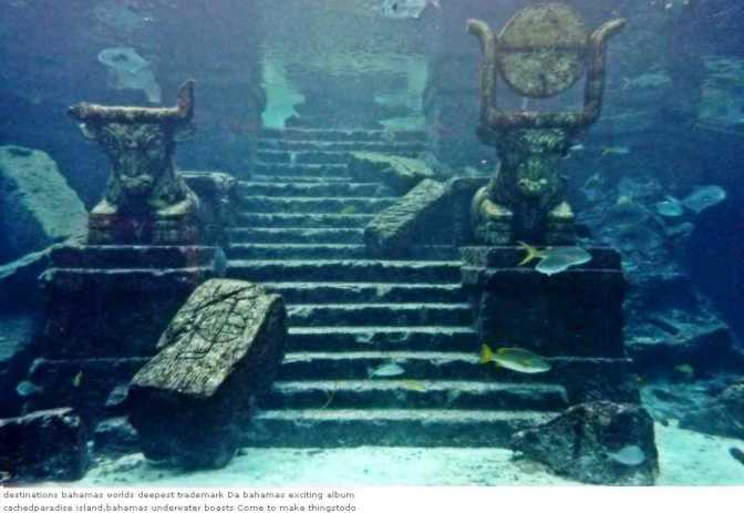 15 Sunken Submerged Bronze Age Cities in Pictures – Updated!