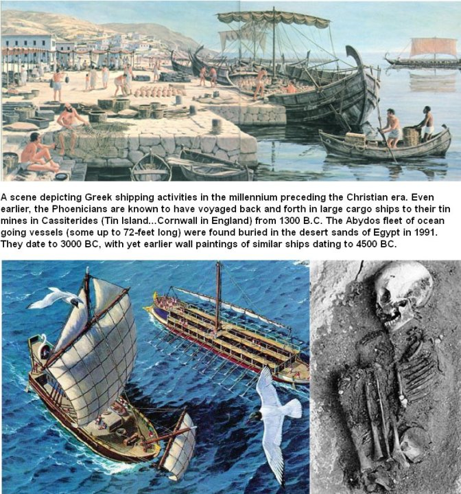 Who Were Those Canaanite Phoenicians?