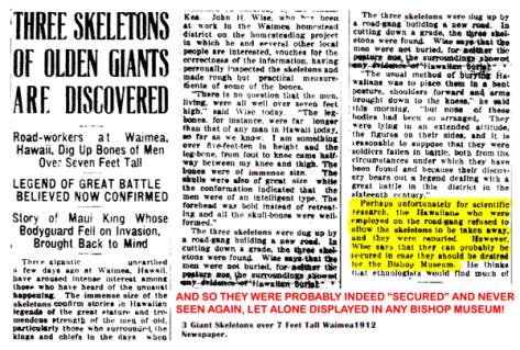 3-Giant-Skeletons-over-7-Feet-Tall-Waimea1912-Newspaper.2