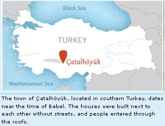 catalhoyuk-map