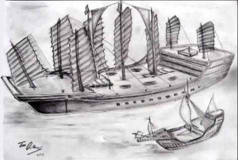 ChineseOceanShip