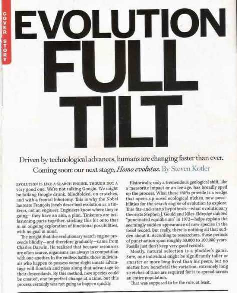 EvolutionFullTilt