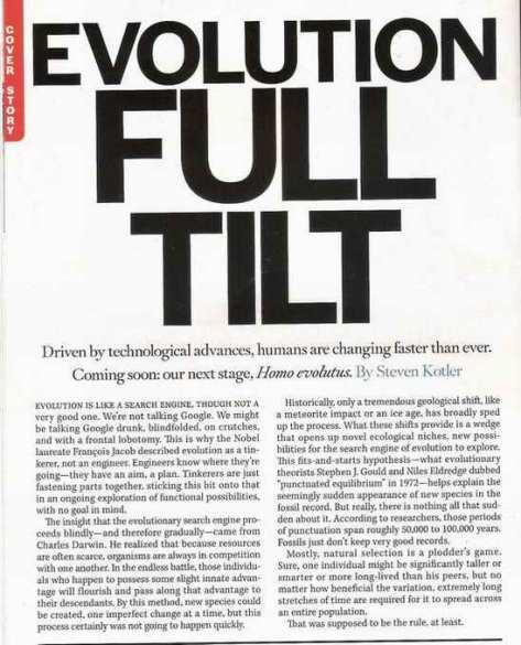 EvolutionFullTilt