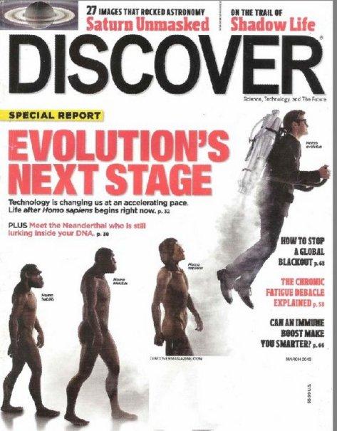 Homo-Evolutus