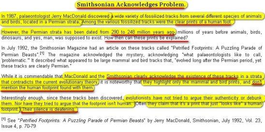 SmithsoniansPermianFootprintSilence