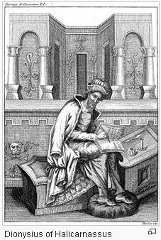 DionysiusHalicarnasus