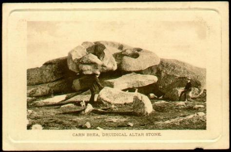 CORNWALL DRUID ALTAR