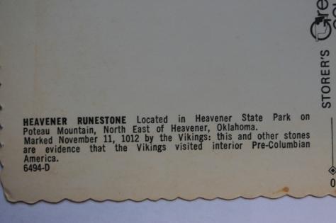 HeavenerRunestonePostcard