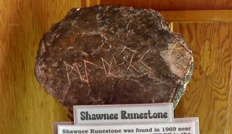 ShawneeRunestone