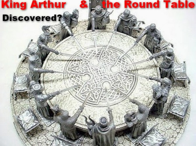 The Archaeological Find of the Millennium: King Arthur! Suppressed by BBC, academia, royals, UK establishment, & Wicked Pedia! Why the Cover-Up!