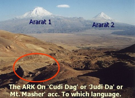 MountJudiArarat