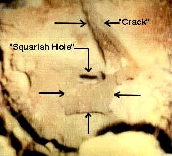 crosshole