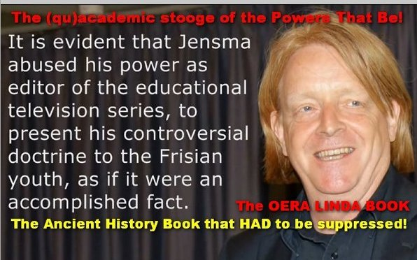 "The Ancient Frisian Oera Linda Book that HAD to be suppressed by ""Academia!"""