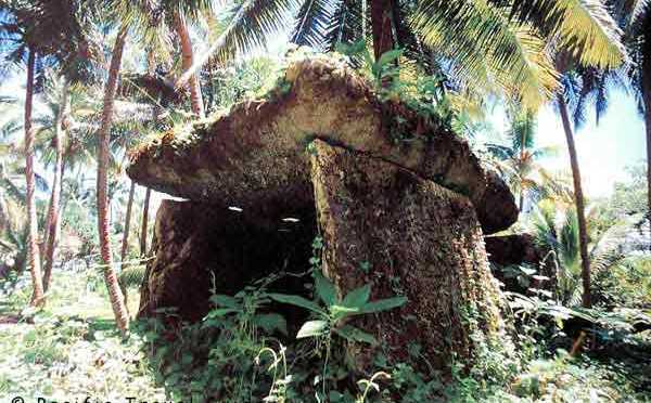 Rotuma – A Cemetery of Ancient Giant Skeletons