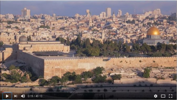The Coming Temple! Where the REAL Jewish Temple Stood in David's City – vdo