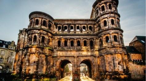 The Inhabitants Of Trier Maintain That Their City Is Oldest In All Europe Writes Josef K L Bihl His Textbook Deutschen Landen Page 69