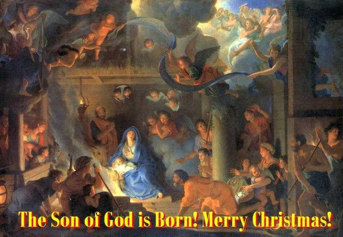 A MERRY MERRY CHRISTMAS TO ALL MEN (& WOMEN) OF GOOD WILL