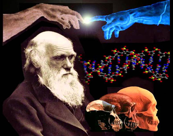 Charles Darwin's Hidden Agenda for Science – (re post)