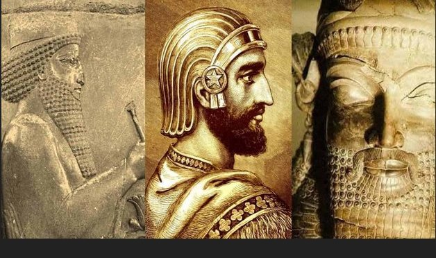 HISTORY OF THE PERSIAN EMPIRE – HISTORIES BY HERODOTUS