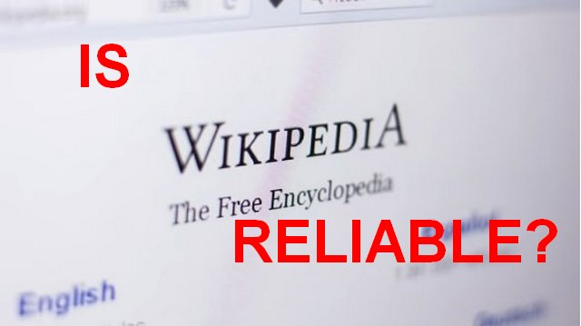 Is Wikipedia Reliable? – By Questions For Corbett