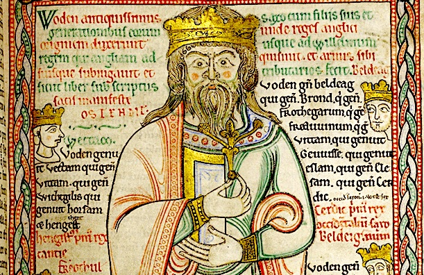 How 'Ignorant' Pagans Deified A Real-Life Wodan Into Their Ancestral Anglo-Saxon Warrior God 'Odin'