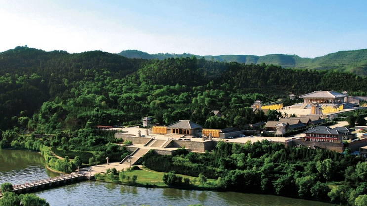 The Mausoleums & Legend of Huang Di